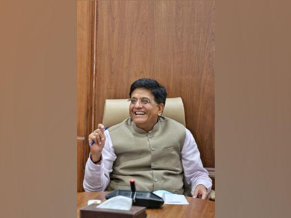 Union Minister of Commerce and Industry Piyush Goyal (Photo/Twitter)
