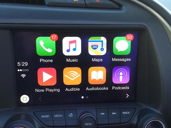 We Tried Apple Carplay And It Could Completely Disrupt The Auto