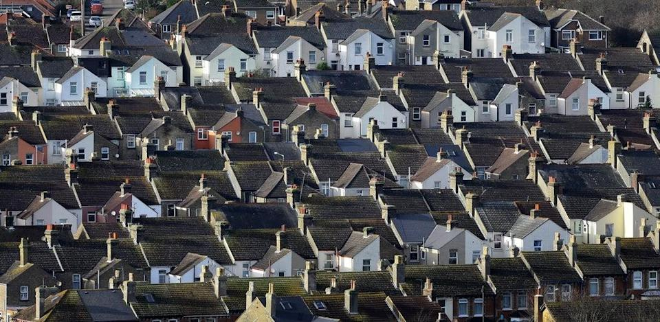 The average UK property price hit a record high of £262,954 in August, according to Halifax (Gareth Fuller/PA) (PA Archive)