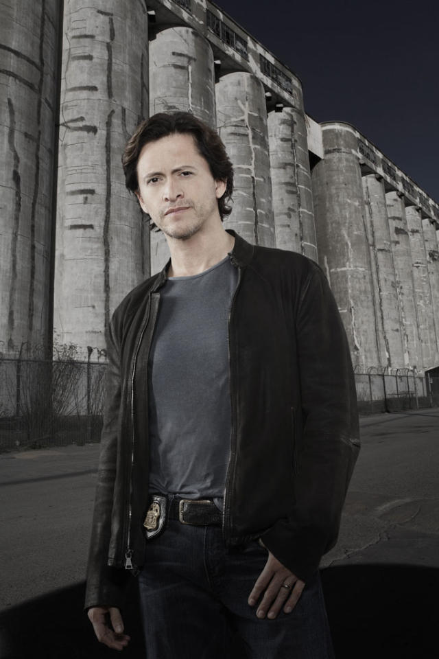 "ABC's ""Red Widow"" stars Clifton Collins, Jr. as FBI Agent James Ramos."