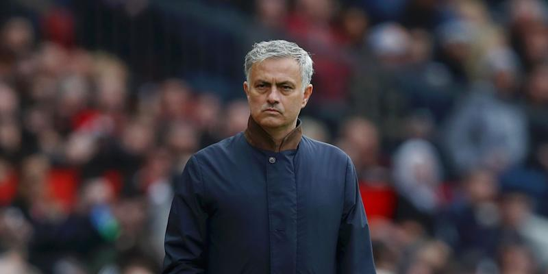A Scathing Mourinho Slates Players Who Failed To Take Their Chance