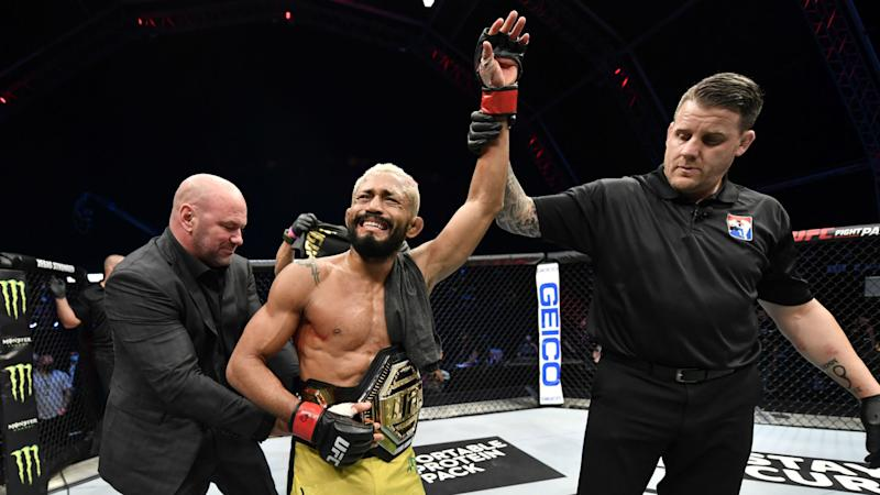 Figueiredo wants to move up for Cejudo or defend flyweight title against Johnson