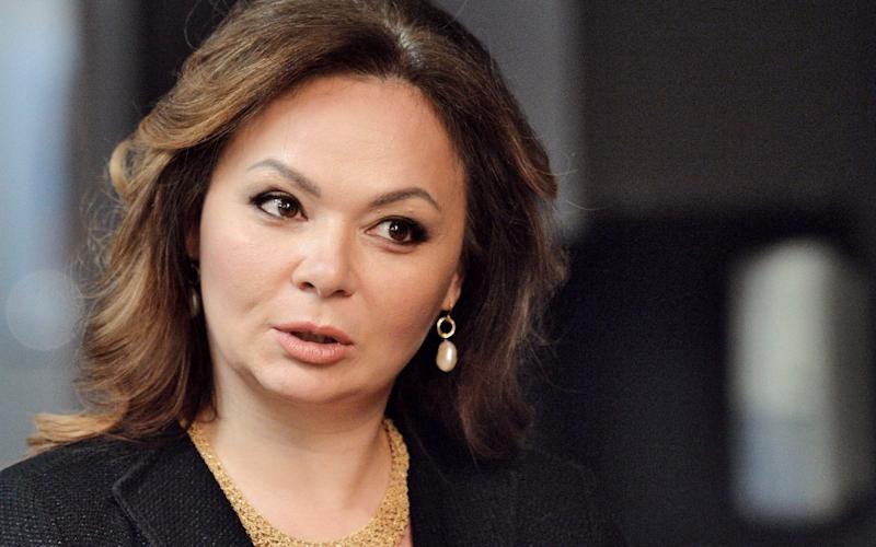 Russian Lawyer Natalya Veselnitskaya Charged With Obstruction