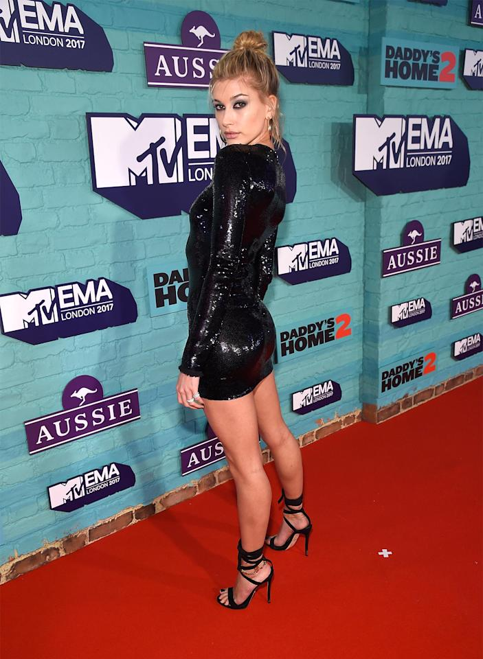 <p>The time has finally come for us to judge the celebrities looks on the MTV European Music Awards red carpet for 2017. Who nailed it and who failed it? Hailey Baldwin leads the best dressed wearing a tight sequinned mini-dress and strappy black stilettos showing off her trim pins. So hot right now.</p>