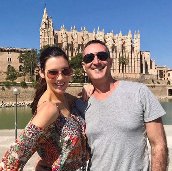 <p>Married At First Sight star Tracey Jewel has been left 'stranded' in Germany's capital, Berlin during a European holiday. The reality star was enjoying a break with her boyfriend Patrick Kedemos, but he's said to have left Tracey after an argument took a nasty turn.<br />Click through to the next slide for more details.<br />Source: Instagram/traceyjewel_ify </p>