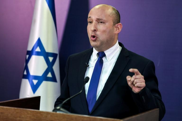 Naftali Bennett, of the right-wing nationalist Yamina party, hopes to serve as Israel's premier for the next two years