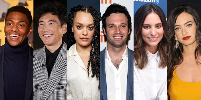umbrella academy sparrow academy actors
