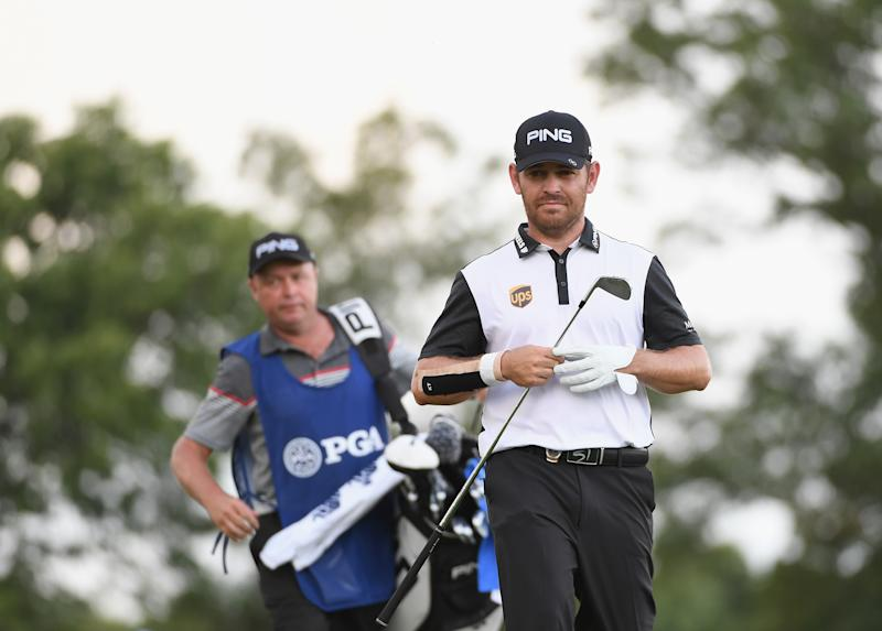 Golf - Oosthuizen says no injury or club fears in PGA title bid
