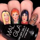 """<p>Calling all <em>Hocus Pocus</em> fans! This art gallery-worthy set of nails is out-of-this-world impressive! Be ready to sit a spell—this free-hand design will definitely take a while!</p><p><a href=""""https://www.instagram.com/p/B4OOOouAVdH/?utm_source=ig_embed&utm_campaign=loading"""" rel=""""nofollow noopener"""" target=""""_blank"""" data-ylk=""""slk:See the original post on Instagram"""" class=""""link rapid-noclick-resp"""">See the original post on Instagram</a></p>"""