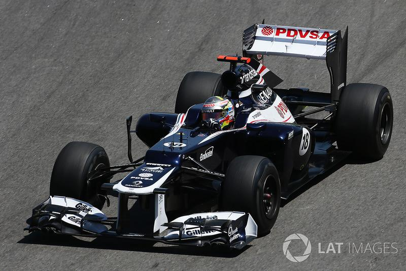 "2012: Williams-Renault FW34<span class=""copyright"">Sutton Motorsport Images</span>"