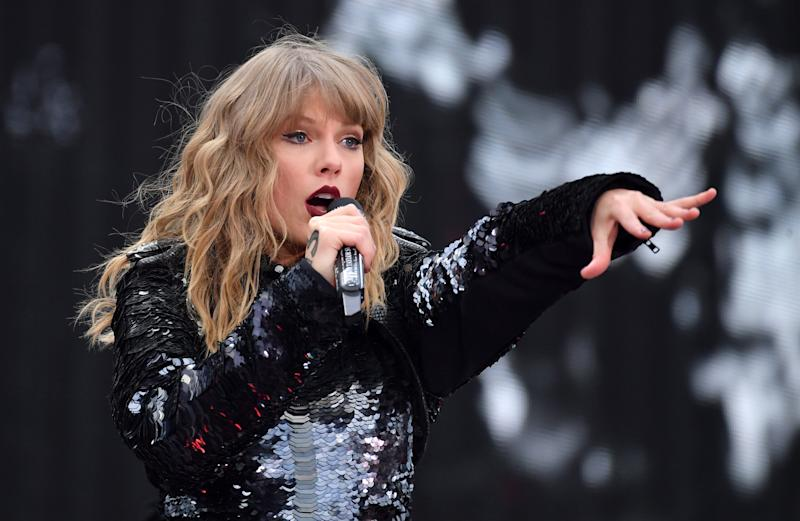 Taylor Swift leads all-star 'Cats' movie cast