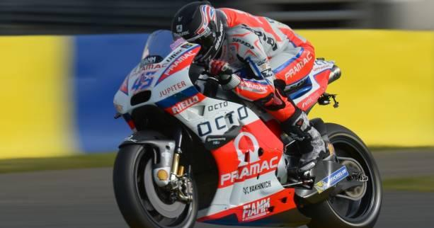 Moto - QAT - MotoGP - Grand Prix du Qatar (MotoGP): la surprise Redding