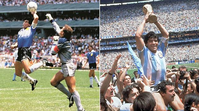 Diego Maradona death: Truth behind most infamous moment