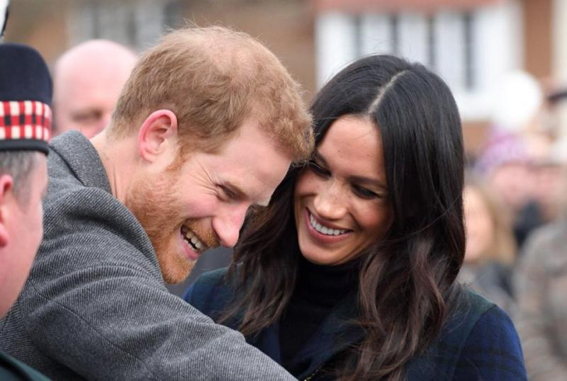 Prince Harry and Meghan Markly are allowing 1200 commoners to be part of their big day on May 19. Source: Getty
