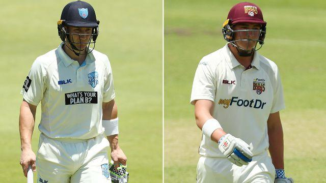 Nevill and Renshaw failed again on Tuesday. Image: Getty