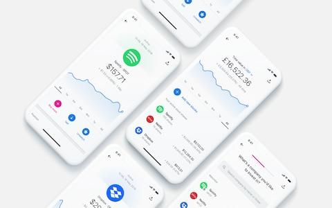 A design for Revolut's planned stock trading feature.