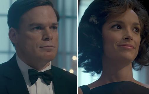 You can also see glimpses of President John 'JFK' Kennedy and his wife Jackie O in the teaser. Source: Netflix