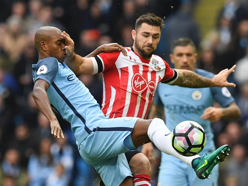 Southampton picked up a point from their trip to Manchester City earlier this season: Getty