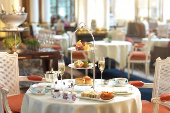 Book ahead for The Savoy's tea (The Savoy)