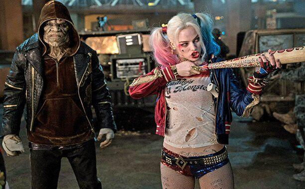 "<p><em>Suicide Squad</em> puts aside the big heroes for a moment and focuses more on the underbelly in this neon-colored adventure. When a supernatural threat looms, a crew of criminals — including Harley Quinn, Deadshot, Captain Boomerang, El Diablo and Killer Croc — band together for a suicide mission to save the city. Will Smith (Deadshot) and Margot Robbie (Harley Quinn) are way different in this movie than in their other team-up, the charming con-artist movie <em><a href=""https://www.amazon.com/Focus-Will-Smith/dp/B00U2C0TPC?tag=syn-yahoo-20&ascsubtag=%5Bartid%7C10063.g.35128363%5Bsrc%7Cyahoo-us"" rel=""nofollow noopener"" target=""_blank"" data-ylk=""slk:Focus"" class=""link rapid-noclick-resp"">Focus</a></em>. </p><p><a class=""link rapid-noclick-resp"" href=""https://www.amazon.com/Suicide-Squad-Will-Smith/dp/B01J7YL170?tag=syn-yahoo-20&ascsubtag=%5Bartid%7C10063.g.35128363%5Bsrc%7Cyahoo-us"" rel=""nofollow noopener"" target=""_blank"" data-ylk=""slk:WATCH ON AMAZON"">WATCH ON AMAZON</a> <a class=""link rapid-noclick-resp"" href=""https://go.redirectingat.com?id=74968X1596630&url=https%3A%2F%2Fwww.hbomax.com%2F&sref=https%3A%2F%2Fwww.redbookmag.com%2Flife%2Fg35128363%2Fdc-movies-in-order%2F"" rel=""nofollow noopener"" target=""_blank"" data-ylk=""slk:WATCH ON HBO MAX"">WATCH ON HBO MAX</a></p><p><strong>RELATED: </strong><a href=""https://www.goodhousekeeping.com/life/entertainment/g29023076/marvel-movies-mcu-in-order/"" rel=""nofollow noopener"" target=""_blank"" data-ylk=""slk:How to Watch All the Marvel Movies in the Correct Order"" class=""link rapid-noclick-resp"">How to Watch All the Marvel Movies in the Correct Order</a></p>"