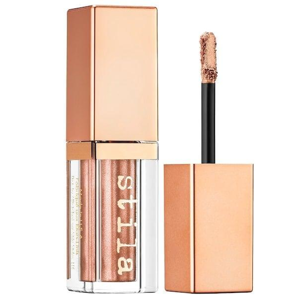 <p>Perfect for New Year's Eve celebrations safe at home or over Zoom, there are six <span>Stila Shimmer and Glow Liquid Eye Shadow</span> ($17, originally $24) shades on sale now.</p>