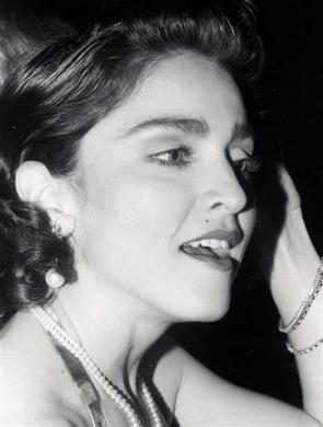 Madonna in 1988.