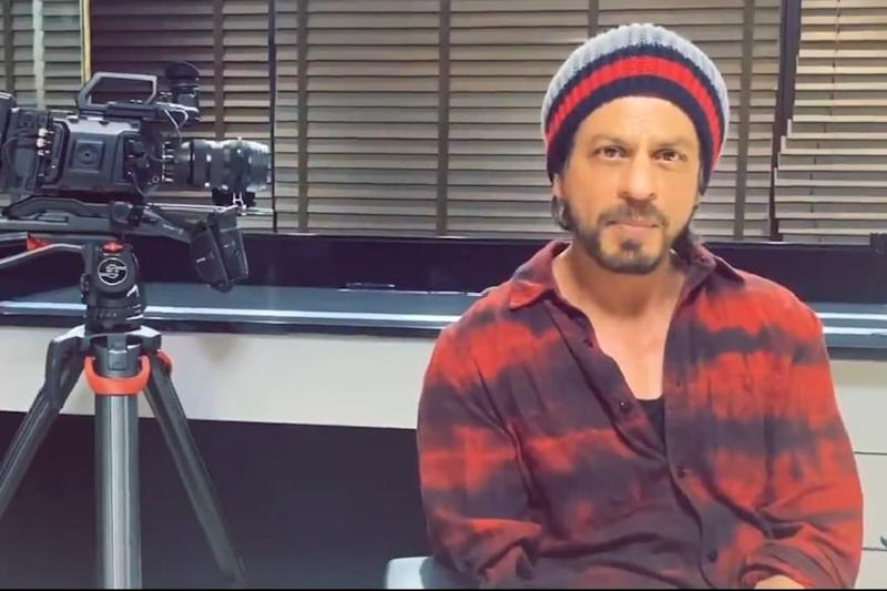 A Close Look at Shah Rukh Khan's Lavish Vanity Van with Exclusive Features