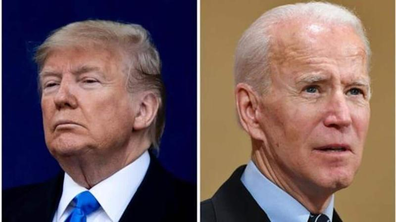 Donald Trump or Joe Biden: Who is leading the polls?