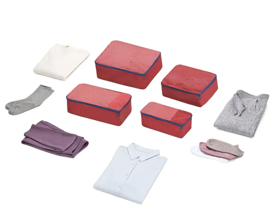 The Insider Packing Cubes (Set of 4) - Away.