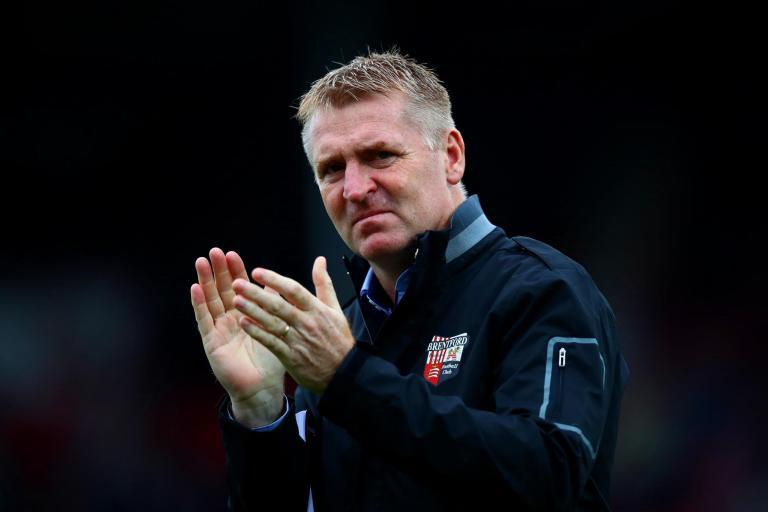 Brentford boss Dean Smith laments fine margins as Bees fall to freak Huddersfield goal