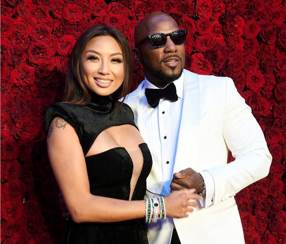 Jeannie Mai and Jeezy   Paras Griffin/Getty