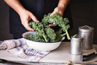"""<p>When most greens begin to go bad, they become less green and more yellow. They would also have a slimy texture and foul odor. This is usually the case with broccoli, kale, and celery tops, but it could also apply to other <a href=""""https://www.thedailymeal.com/cook/spring-foods-in-season?referrer=yahoo&category=beauty_food&include_utm=1&utm_medium=referral&utm_source=yahoo&utm_campaign=feed"""" rel=""""nofollow noopener"""" target=""""_blank"""" data-ylk=""""slk:fresh seasonal vegetables"""" class=""""link rapid-noclick-resp"""">fresh seasonal vegetables</a>.</p>"""