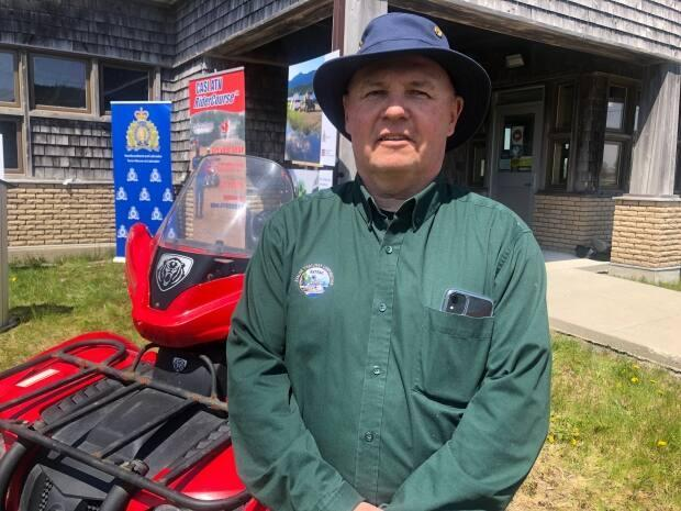 Rick Noseworthy, president of theAvalon TrailwaysAssociation says the RCMP's announcement is perfectly timed for the Victoria Day long weekend, the start of ATV season.