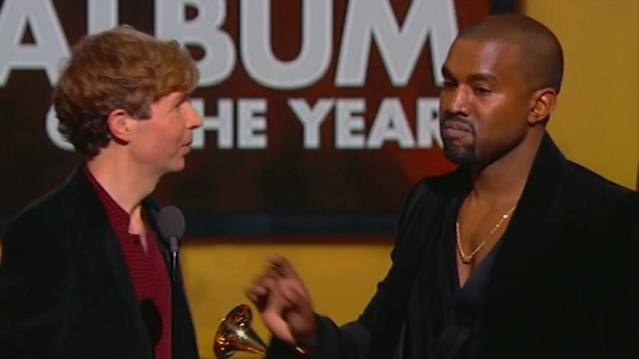 "Even Yeezy's  greatest fans weren't very amused at his act of sabotaging Taylor's moment at the 2009 VMAs and he did lose a big chunk of his popularity. But he didn't take away a thing from the infamous incident and attempted to interrupt Beck's speech at the Grammys 2015.  We weren't surprised when he blatantly stated, Beck winning the award was ""disrespectful to inspiration"". By 'inspiration' he certainly meant 'Queen Bey'."