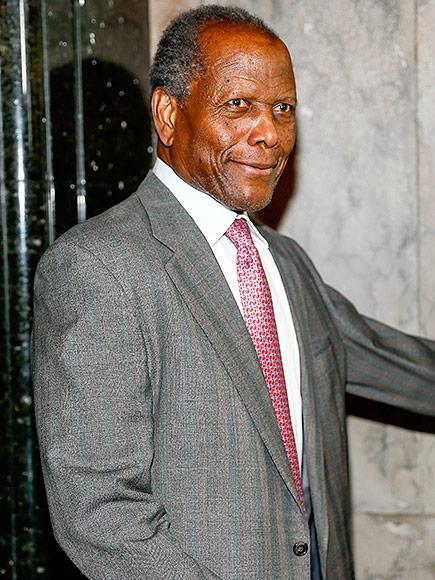 <p>Sidney Poitier won the Cecil B. DeMille Award in 1982. He was the first person of color to receive the honor.</p>