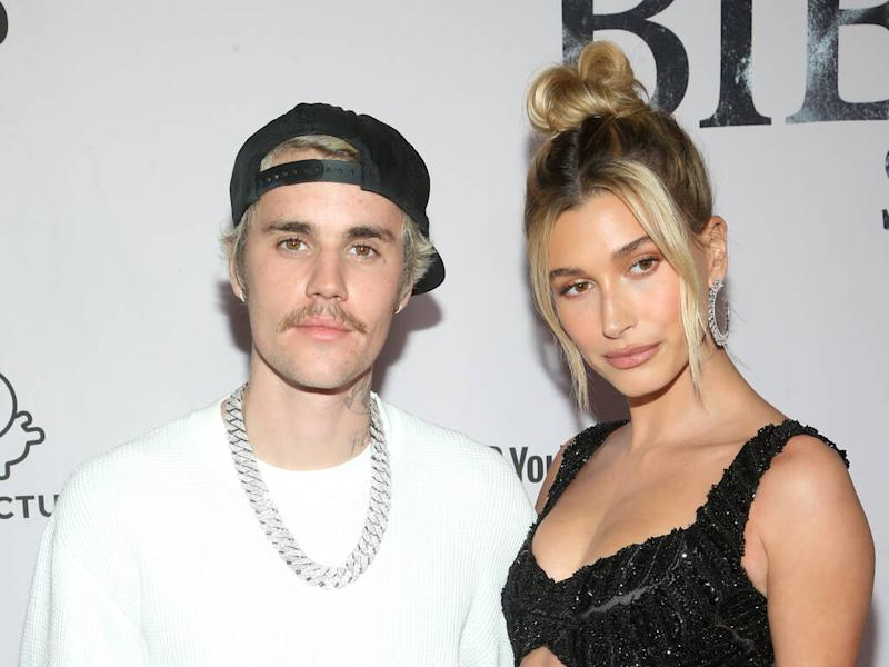 Hailey Bieber enjoyed 'extended honeymoon' while in lockdown with husband Justin Bieber