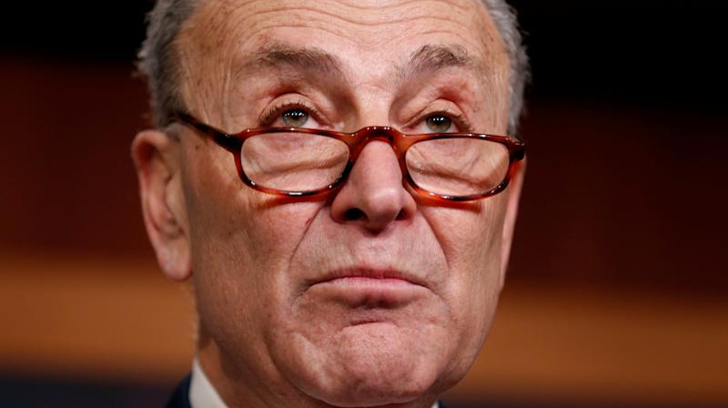 Liberals Fume At 'Worst Negotiator' Chuck Schumer After Deal To End Shutdown