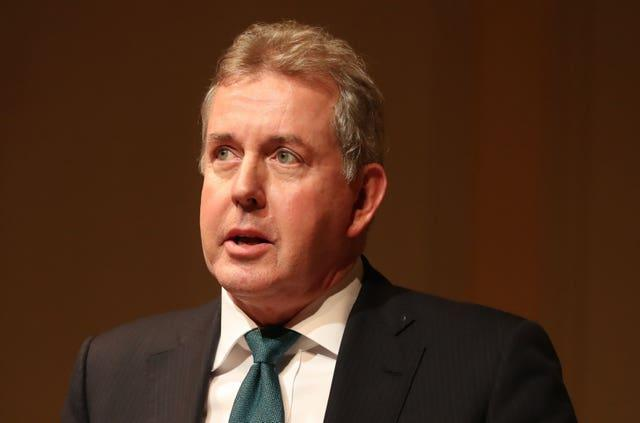 Lord Darroch, former UK ambassador to the US