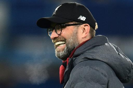 Jurgen Klopp's impact on Liverpool was hailed by the media on Friday