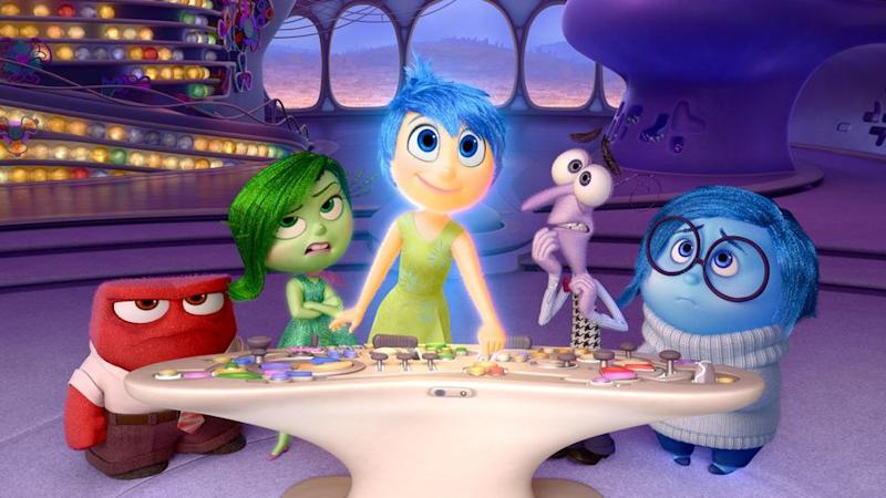 'Inside Out'. (Credit: Pixar)