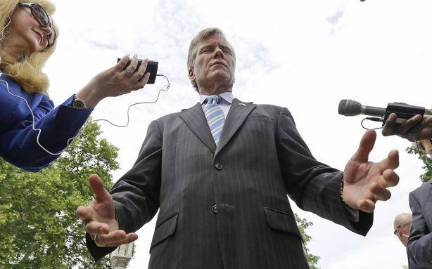 At What Point Did Virginia Governor Bob McDonnell Go Too Far?