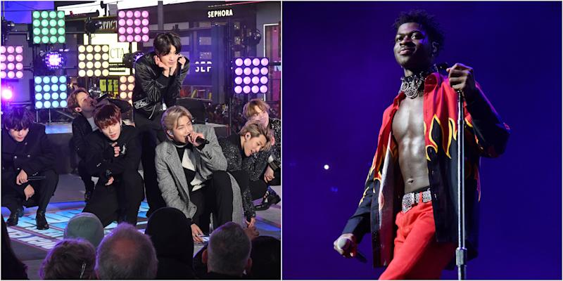 BTS Will Join Lil Nas X on Stage at Grammys 2020