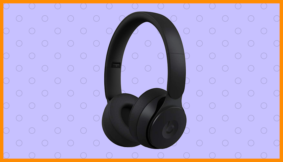 Save 32 percent on these Beats Solo3 Wireless Headphones.  (Photo: Amazon)
