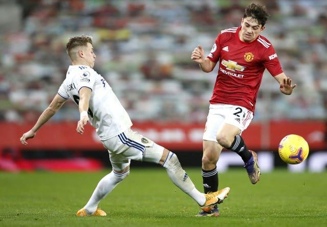 Manchester United won 6-2 when Leeds travelled to Old Trafford in December