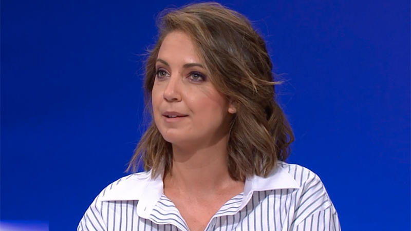Brooke Boney on SBS's NAIDOC episode of Insight, reflecting on her Australia Day comments on Today