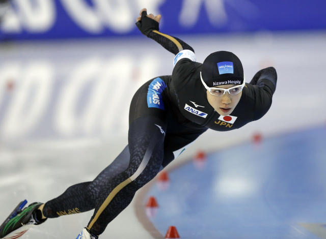<p>Japan's Nao Kodaira is one of the oldest athletes on this list at 31. But the Olympic silver medalist is unbeaten in the 500 meters at home or abroad in 24 races stretching back to last season and the current 1,000 world record holder. </p>
