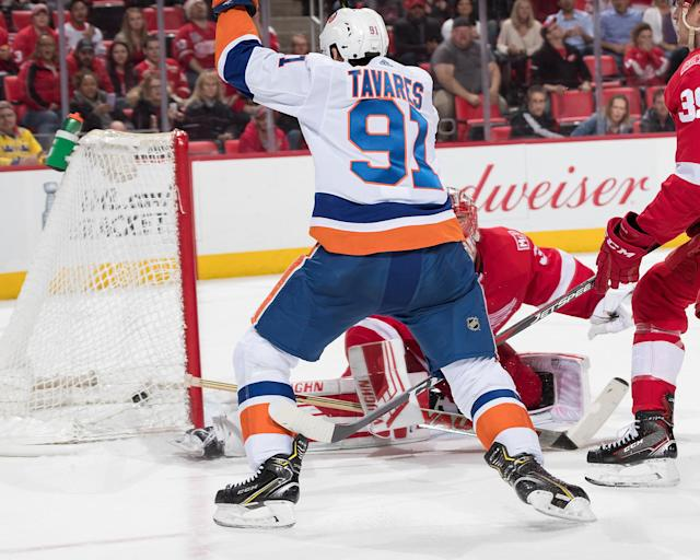 John Tavares' last act? (Getty)