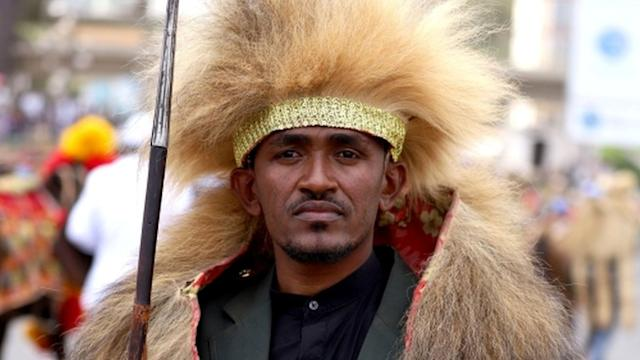 Hachalu's songs focused on the rights of the Oromo ethnic group
