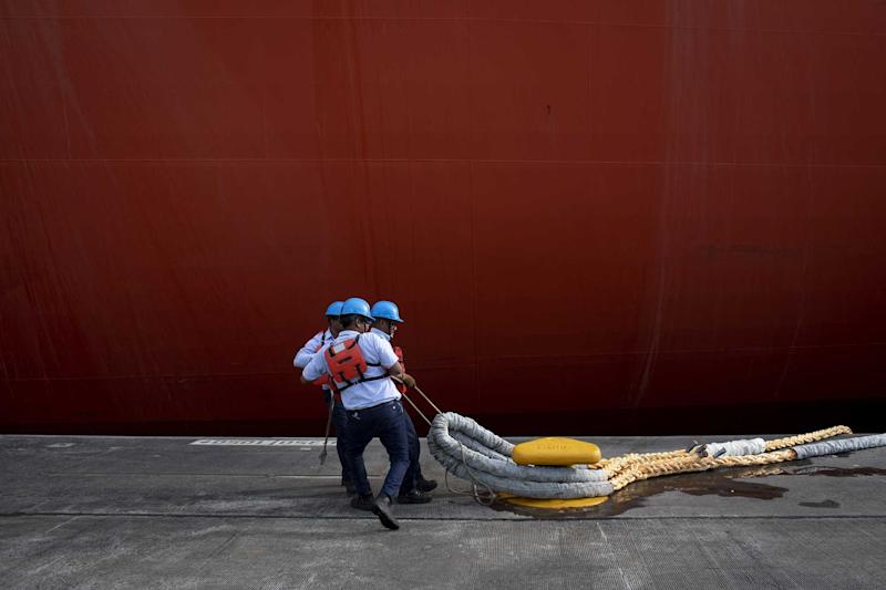 One Ordinary Day in Global Trade