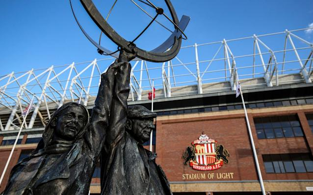 Stadium of Light during the Sky Bet League One match between Sunderland and Blackpool - Getty Images